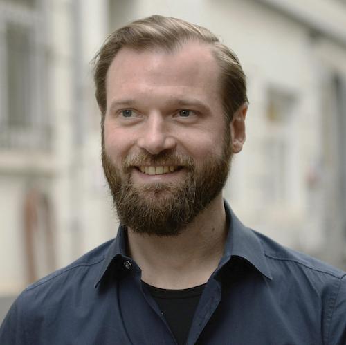 Photo of Martin Stadler